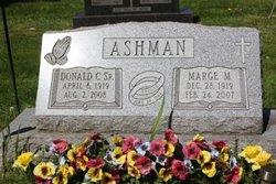 Margarete Marge <i>Madaline</i> Ashman