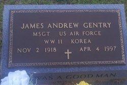 James Andrew Gentry