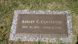 Sarah Ashley <i>Cawthon</i> Carpenter