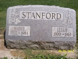 Mable Mary <i>Sallabank</i> Stanford