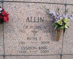 Dr Robin Nail Allin