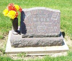 Rev Vernon Carroll Weber