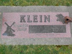 Anita M Klein
