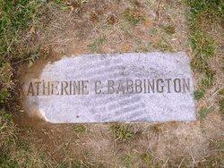 Katherine C. Babbington