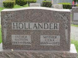 Lena <i>Weinberger</i> Hollander