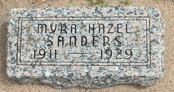 Myra Hazel Sanders