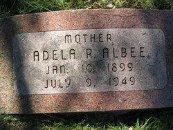 Adela R Albee