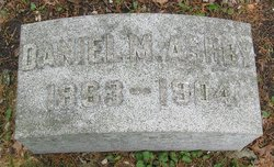 Daniel Morgan Ashby, Jr