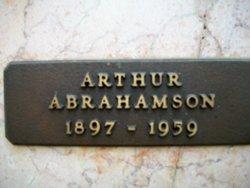 Arthur Abrahamson