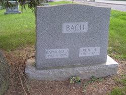 Ruth Emma <i>Killian</i> Bach