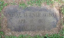 Anette <i>Turner</i> Osborne