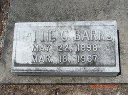 Hattie C. Barrs
