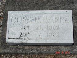 Cora B. Barrs