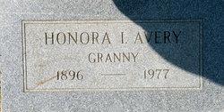 Honora Irene <i>McGovern</i> Avery