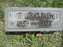 Katherine Oakley Katie <i>Lomax</i> Brewer
