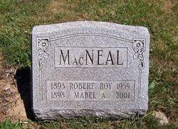 Mabel A. MacNeal