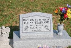 Ruby Louise <i>Schiller</i> Beathard