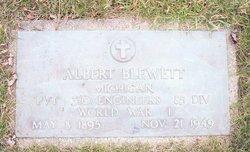 Albert Blewett