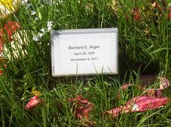 Richard E Alger