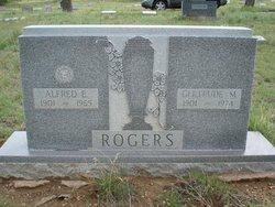 Alfred Edwin Rogers
