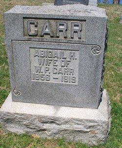 Abigail Carr
