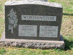 Harvey Cheyney Worthington