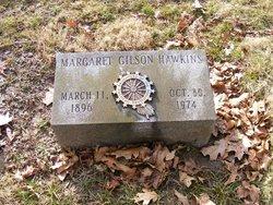 Margaret <i>Gilson</i> Hawkins
