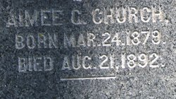 Aimee Gertrude Church