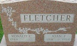 Joan S <i>Tallmadge</i> Fletcher
