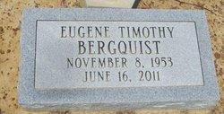 Eugene Timothy Bergquist