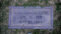 Ruth <i>Flowers</i> Dean