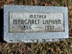 Margaret J. <i>Lapham</i> Brown