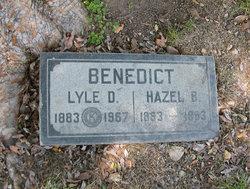 Lyle D Benedict