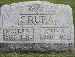 Maude R Cruea