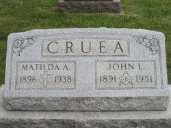 Matilda A Cruea