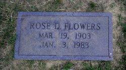 Rosie <i>Dellinger</i> Flowers