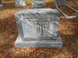 Mildred <i>Sumner</i> Goddard