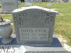 Evelyn Inez <i>O'Neal</i> Jones