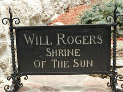 Will Rogers Shrine of the Sun