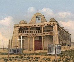 Cocheti Pueblo Cemetery