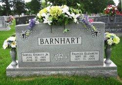 Frances Elizabeth <i>Weider</i> Barnhart