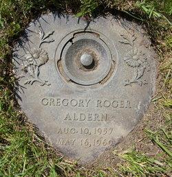 Gregory Roger Aldern
