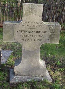 Martha <i>Dana</i> Greene