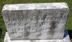 Alice E <i>McKinney</i> Albright