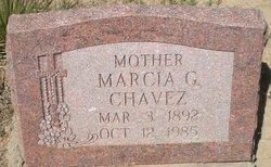 Marcia <i>Griego</i> Chavez