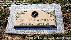 Joey Bryan Anderson