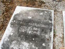 John Lawton Alexander