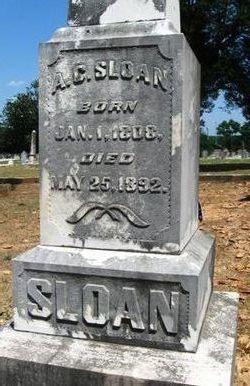 A C Sloan