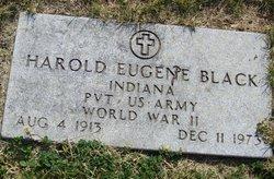 Harold Eugene Black