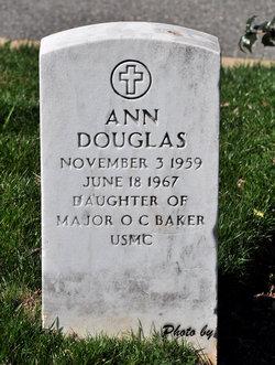Ann D Baker